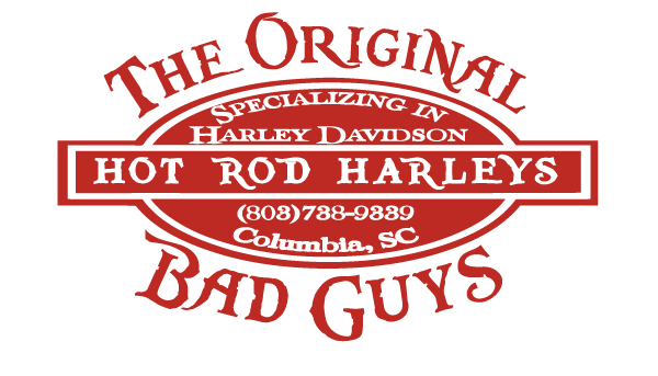 The Original Bad Guys Custom Harleys